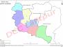 ललितपुर जिल्लाको नक्सा